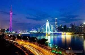 广州珠江景观带升级,每十公里将有不同灯光夜景舞钢